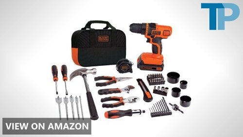 BLACK+DECKER LDX120PK 20-Volt MAX Lithium-Ion Drill and Project Kit Review