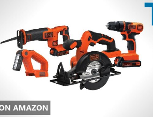 🥇 Black & Decker BD4KITCDCRL Combo Kit Review