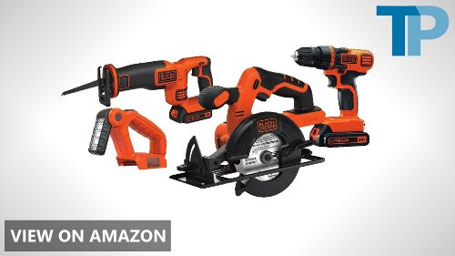 Black & Decker BD4KITCDCRL Combo Kit Review