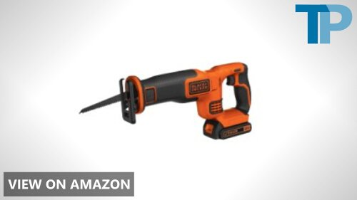 Black & Decker BD4KITCDCRL 20V MAX Drill/Driver Circular and Reciprocating Saw Worklight Combo Kit Review