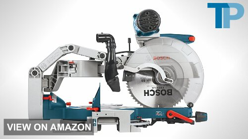 Bosch 120-Volt 12-Inch Dual-Bevel Glide Miter Saw Review