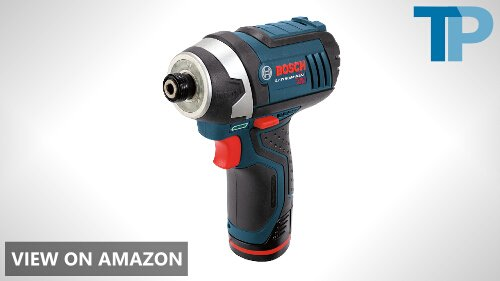 Bosch PS41-2A 12-Volt Max Lithium-Ion 1/4-Inch Hex Impact Driver Review