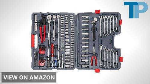 Crescent CTK170MPN Mechanics Tool Set (170 Piece) Review