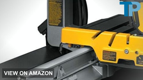 DEWALT D24000S Heavy-Duty 10-inch Wet Tile Saw Review