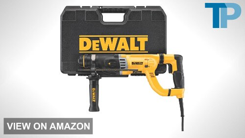 DEWALT D25263K D-Handle SDS Rotary Hammer with Shocks Review