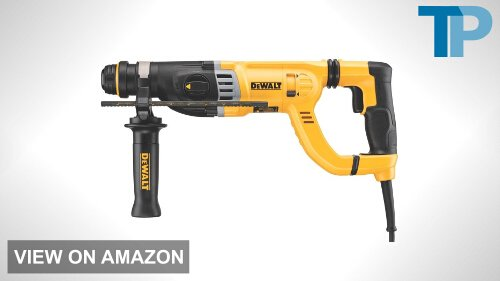 DEWALT D25263K D-Handle SDS Rotary Hammer with Shocks
