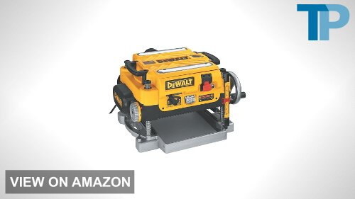 DEWALT DW735X Two-Speed Thickness Planer Package Review