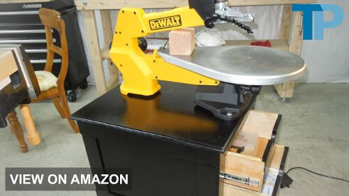 DEWALT DW788 1.3 Amp 20-Inch Variable-Speed Scroll Saw Review