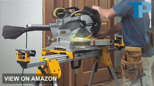 DEWALT DWS780 Compound Miter Saw Review