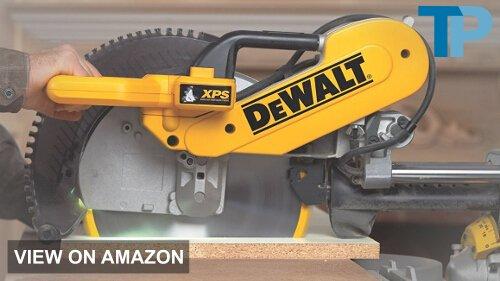 DEWALT DWS780 Bevel Sliding Compound Miter Saw Review