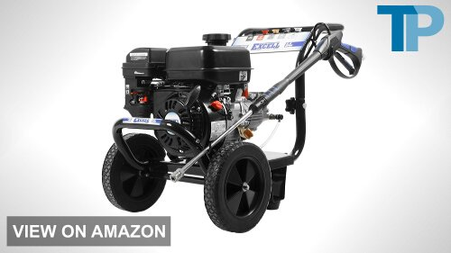 Excell EPW2123100 3100 PSI Gas Powered Pressure Washer Review