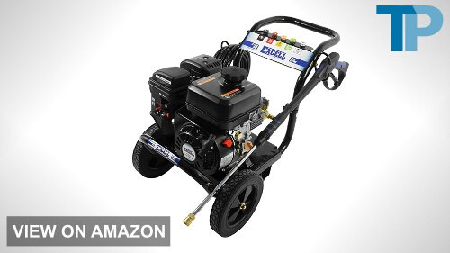 Excell EPW2123100 3100 PSI Gas Powered Pressure Washer