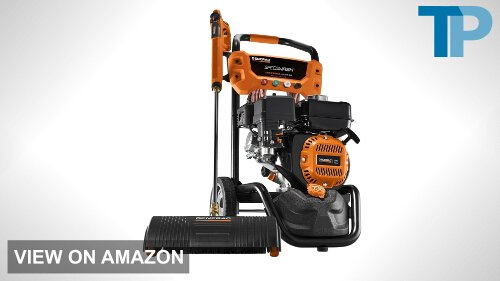 Generac SpeedWash 7122 3200 PSI Gas Powered Pressure Washer Review