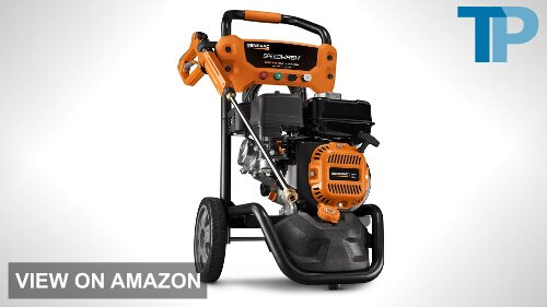 Generac SpeedWash 7122 3200 PSI Gas Powered Pressure Washer