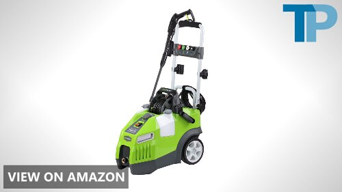 Greenworks 1950 PSI 13 Amp 1.2 GPM Pressure Washer Review