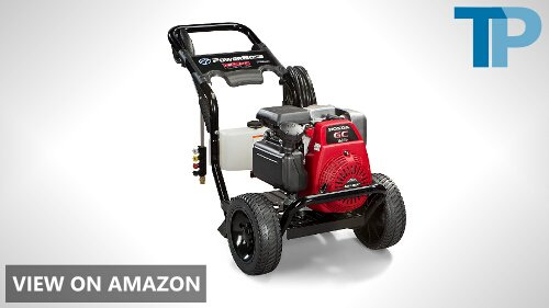 PowerBoss Gas Pressure Washer 3100 PSI Review