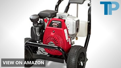 PowerBoss Gas Pressure Washer