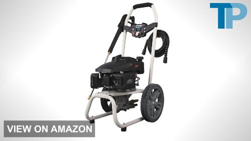 Pulsar Products PWG2600V 2600PSI Gas Powered Pressure Washer Review