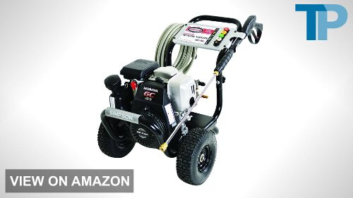 SIMPSON Cleaning MSH3125-S 3200 PSI at 2.5 GPM Gas Pressure Washer Review