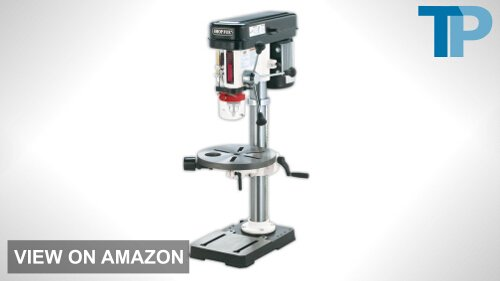 Shop Fox W1668 ¾-HP 13-Inch Bench-Top Drill Press/Spindle Sander Review