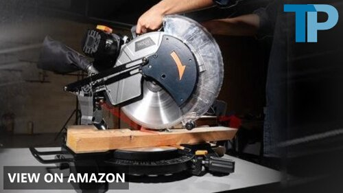 Tacklife PMS02X Bevel Compound Miter Saw