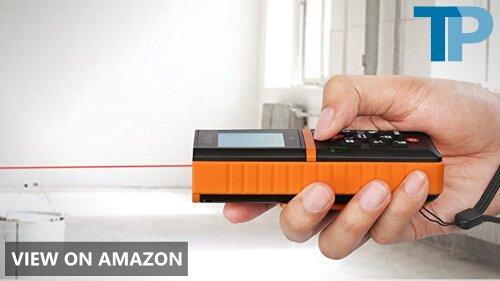 Tacklife Advanced Laser Measure 131 Ft Digital Laser Distance Meter