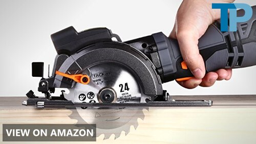 Tacklife TCS115A Compact Circular Saw Review