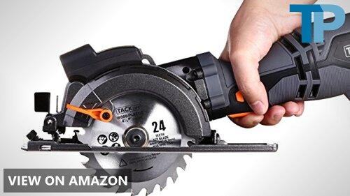 Tacklife TCS115A Compact Circular Saw