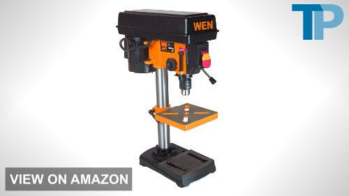 WEN 4208 8 in. 5-Speed Drill Press Review