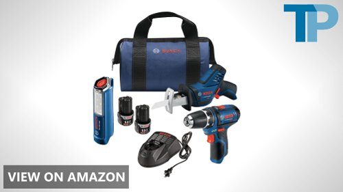 Bosch 12V Max 3-Tool Combo Kit Review (GXL12V-310B22 Model)