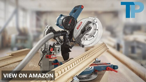 Bosch CM10GD vs DEWALT DW718 Compound Miter Saw Comparison