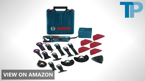 Bosch GOP55-36C2 vs DEWALT DWE315K Oscillating Tool Kit Comparison