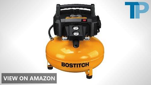 Bostitch BTFP02012 vs PORTER-CABLE C2002 Oil-Free Compressor Comparison