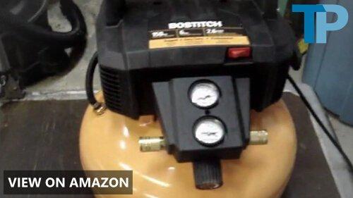 Bostitch BTFP02012 Oil-Free Compressor