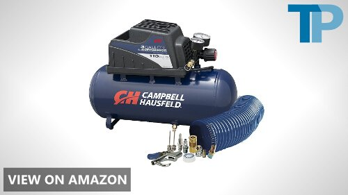 Campbell Hausfeld vs California Air Tools Air Compressor Comparison