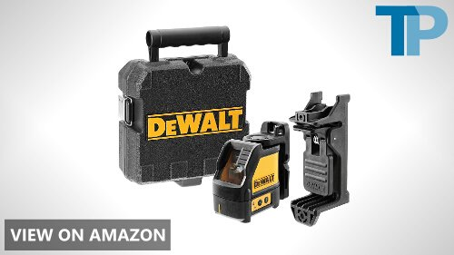 DEWALT DW088K vs Bosch GLL 55 Self-Leveling Cross Line Laser Comparison