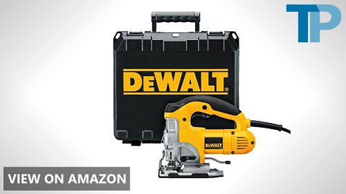DEWALT DW331K 6.5 Amp Top Handle Jig-Saw Review
