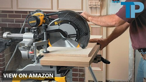 DEWALT DW718 vs Bosch CM10GD Compound Miter Saw Comparison