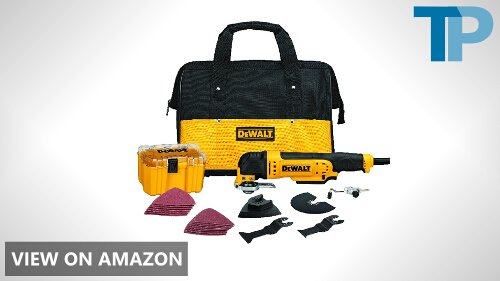 DEWALT DWE315K vs Bosch GOP55-36C2 Oscillating Tool Kit Comparison