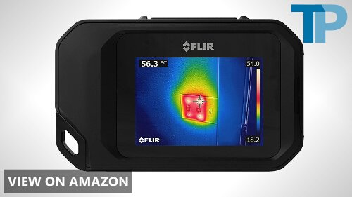 FLIR C3 vs Seek Thermal vs FLIR C2 Compact Thermal Imaging System Comparison