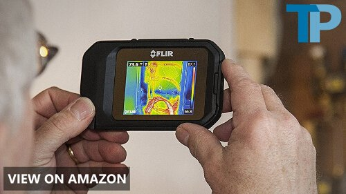 FLIR C3 vs Seek Thermal vs FLIR C2