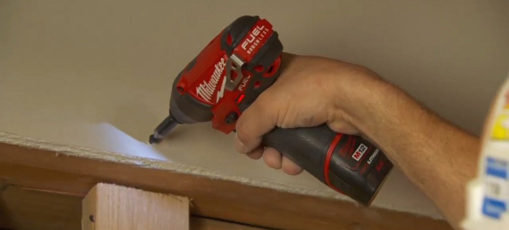 Milwaukee 2453-20 M12 Fuel 1/4 Hex Impact Driver