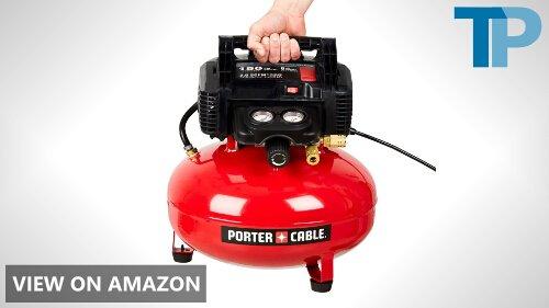 PORTER-CABLE C2002 vs Bostitch BTFP02012 Oil-Free Compressor Comparison