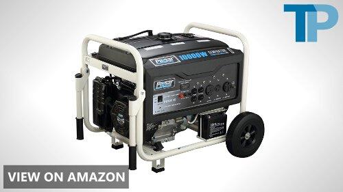 Pulsar vs DuroMax 10,000 Watt Portable Generator Comparison