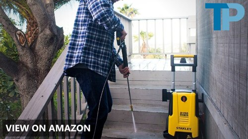 Stanley SHP2150 2150 psi Electric Pressure Washer Review
