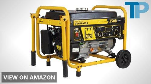 WEN 56352 vs 56475 vs 56682 vs 56180 Gas Powered Portable Generator Comparison