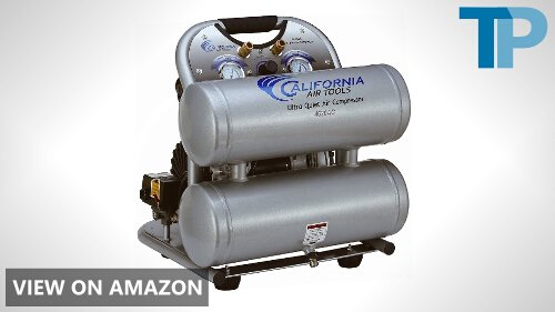 California Air Tools CAT-4620AC Electric Portable Air Compressor