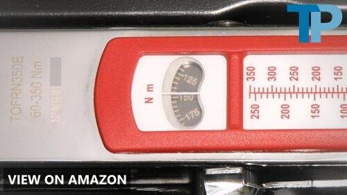 Precision Instruments PREC3FR250F Drive Torque Wrench