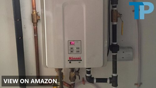 Rinnai V65IN Tankless Natural Gas Water Heater