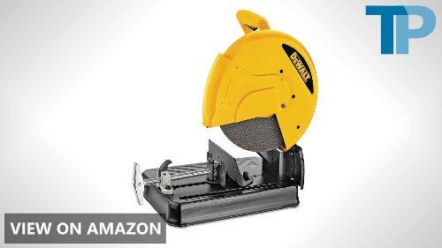 DEWALT D28710 14-Inch Abrasive Chop Saw